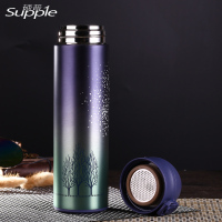 500ml Stainless Steel Water Bottle Vacuum Insulation Cup Thermos Cup Cartoon Thermo Mug Drinkware Sports Vacuum