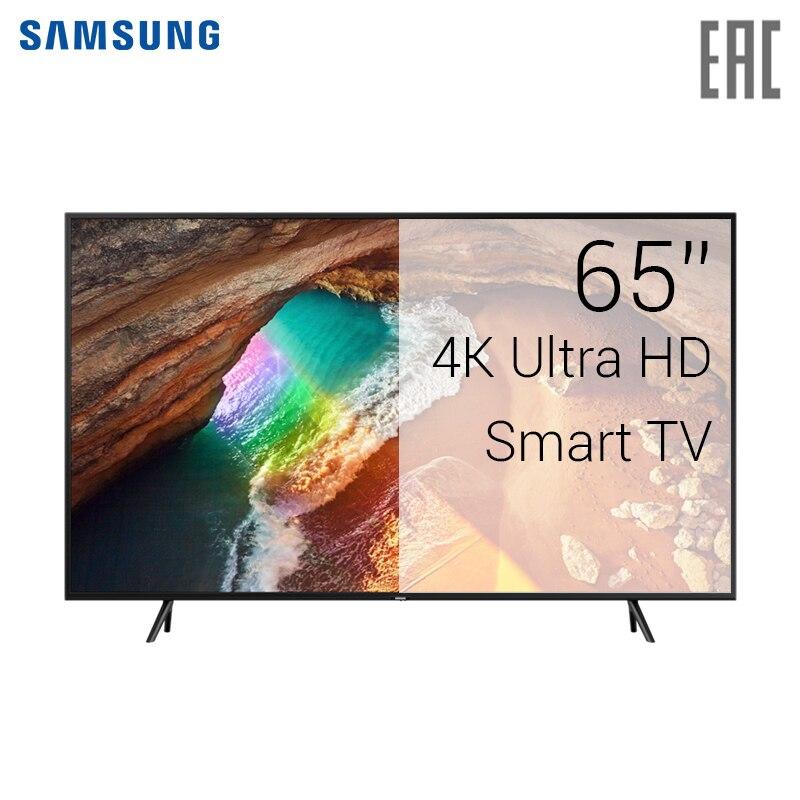 """Телевизор 65"""" QLED Samsung QE65Q60R 4K SmartTV"""