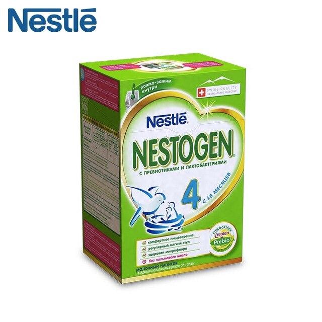 Детская Смесь NESTOGEN 4 (Nestle) с 18 месяцев 700г