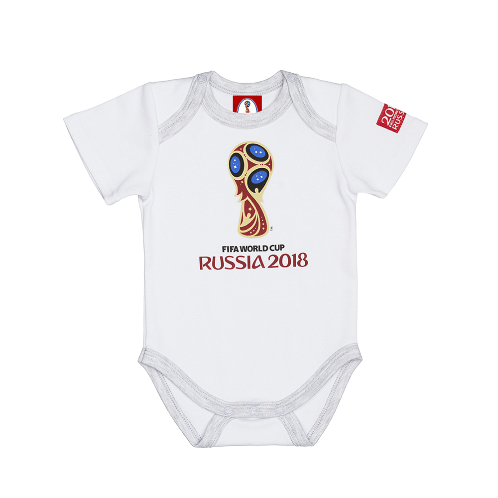 Bodysuits FIFA WORLD CUP RUSSIA 2018 for boys F1-19 Newborns Babies Baby Children clothes hot sale realistic baby dolls reborn girl 16 lifelike soft silicone babies reborn baby doll toys for children christmas gift