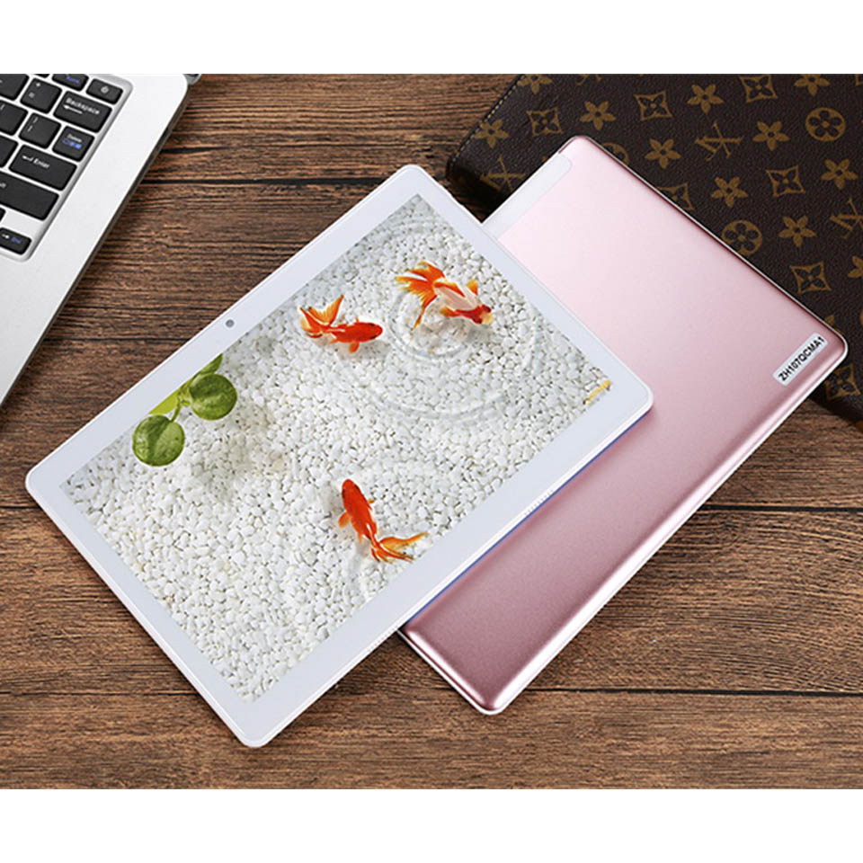 2019 New 10 inch 4G Tablet PC Metal Tablet PC Octa Core 32GB ROM Dual Camera WIFI GPS Android tablet 10 9 8 7 Dual SIM