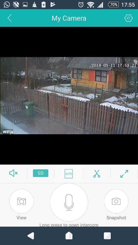 wdskivi Smart Alarm CCTV 720p IP Camera Security Wireless Camera Video  Surveillance Home Indoor Wifi Camera Baby Monitor SD Card