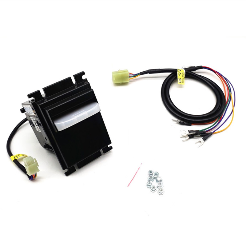 Multi Banknotes Bill Acceptor with Pulse RS232 Signal for USD VND PHP MYR and MXN for