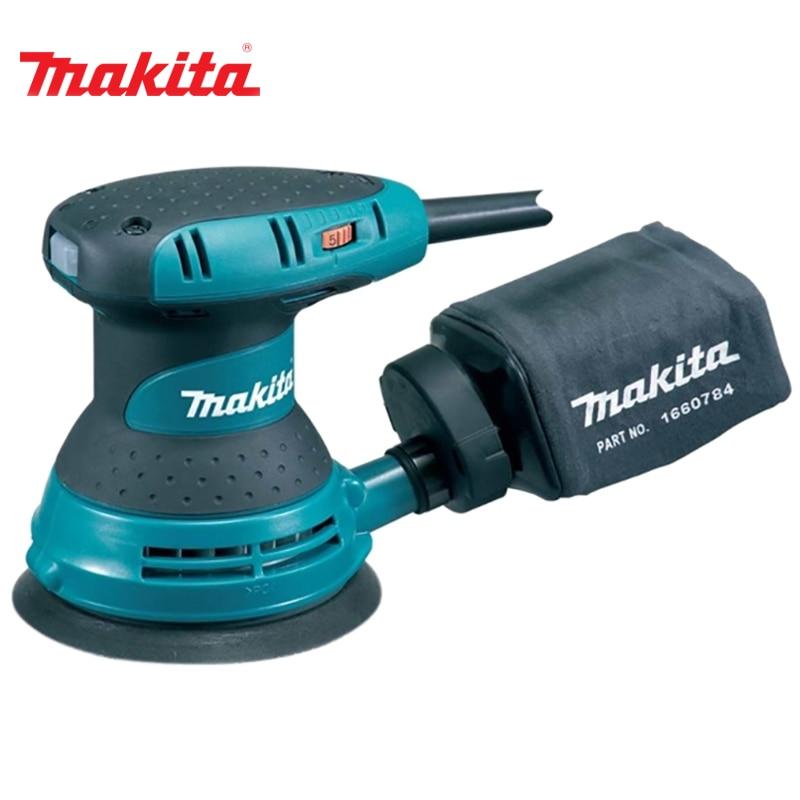 где купить The eccentric sander Makita BO5031 дешево