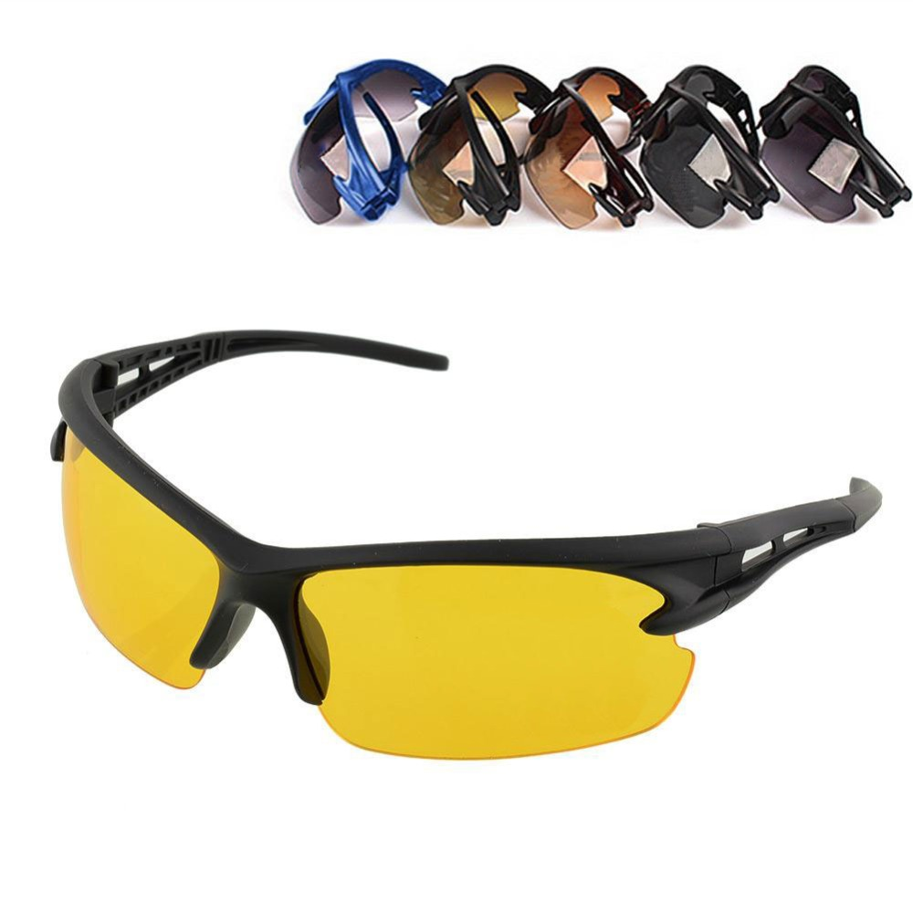 Cycling Riding Outdoor Sports UV Protective Goggles Glasses