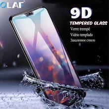 9D Full Cover Protective Tempered Glass For Huawei P30 P20 lite pro Screen Protector Film For Hauwei Mate20 X Nova3 4 Glass Film(China)