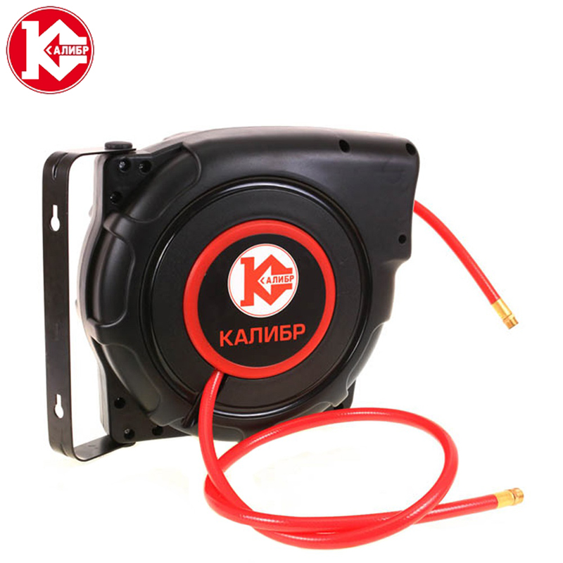 Kalibr SHAKK-11 Polyurethane pressure Pneumatic Pipe Hose Air compressor portable air compressor electric pump with barometer