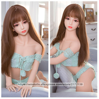 132 см реалистичные силиконовые секс куклы реального размера плоская грудь TPE любовь маленькая грудь взрослых Секс игрушки для