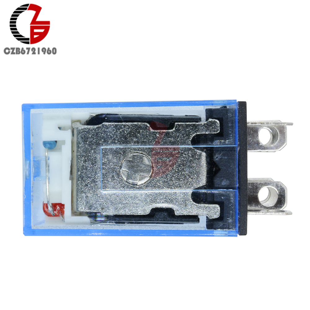 Ly2nj Ac 220v Coil 10a 240v Power Relay Dpdt Led Lamp High Quality Electrical 3