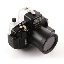 Seafrogs 40M Waterproof Diving Underwater Camera Housing Case for Nikon D7200 18-55mm