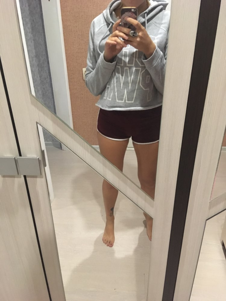 Summer Street Leisure Short Pants Women All-match Loose Solid Soft Cotton Casual  Female Stretch Shorts Plus Size S-XXXL