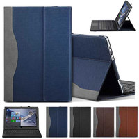 Tablet Case For Lenovo Miix 510 12.2 inch PU Leather Stand Cover Laptop Sleeve Case Protective Skin For Lenovo Miix510 Briefcase