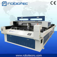 Jinan robotec co2 150 180 260 300 watts metal laser cutting machine co2 laser metal machine