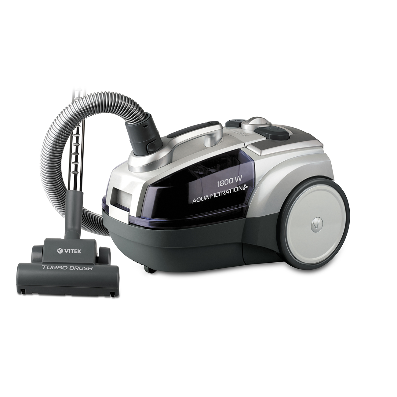 Electric vacuum cleaner Vitek VT-1833 PR пылесос с водяным фильтром vitek vt 1833 pr