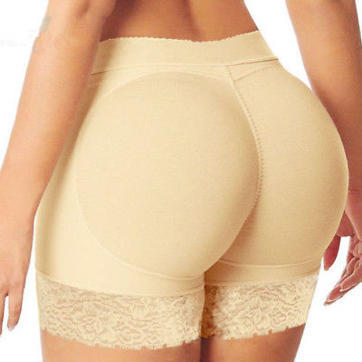 hirigin HOT NEW Padded Bum   Shorts   Enhancer Shaper Butt Lifter Booty Boyshorts Dropshipping
