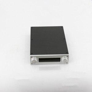 Image 2 - BZ2206A Đầy Đủ Nhôm Preamp Bao Vây Khuếch Đại Chassis Mini HiFi AMP Hộp Cho JV13 Điều Khiển Từ Xa Bảng Khối Lượng