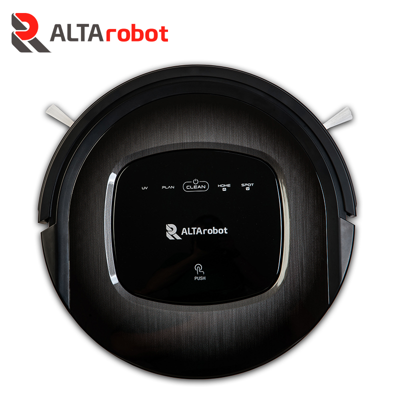 ALTArobot B350 Smart Robot Vacuum Cleaner for Home Dry Wet Mop Auto Charge Cleaning Robotic Cleaner ROBOT european type power adapter for liectroux robot vacuum cleaner d6601 a325 a320 a335 a336 a337 a338
