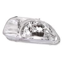 Headlight Right fits HONDA CIVIC 3/4 Doors 1995 1996 1997 1998 Headlamp Right