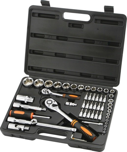 A set of tools Kraton TS-05 1/2 +1/4 55 pr