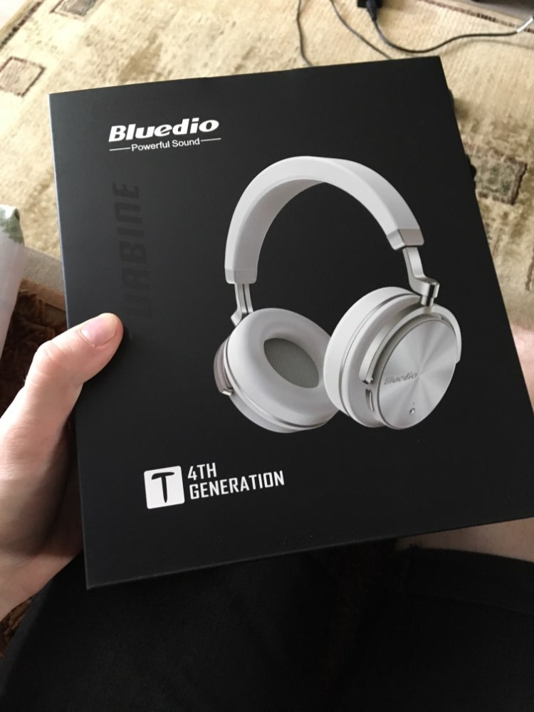 Bluedio T4 Active Noise Cancelling Wireless Bluetooth Headphones wireless Headset with microphone for music-in Phone Earphones & Headphones from Consumer Electronics on AliExpress - 11.11_Double 11_Singles' Day