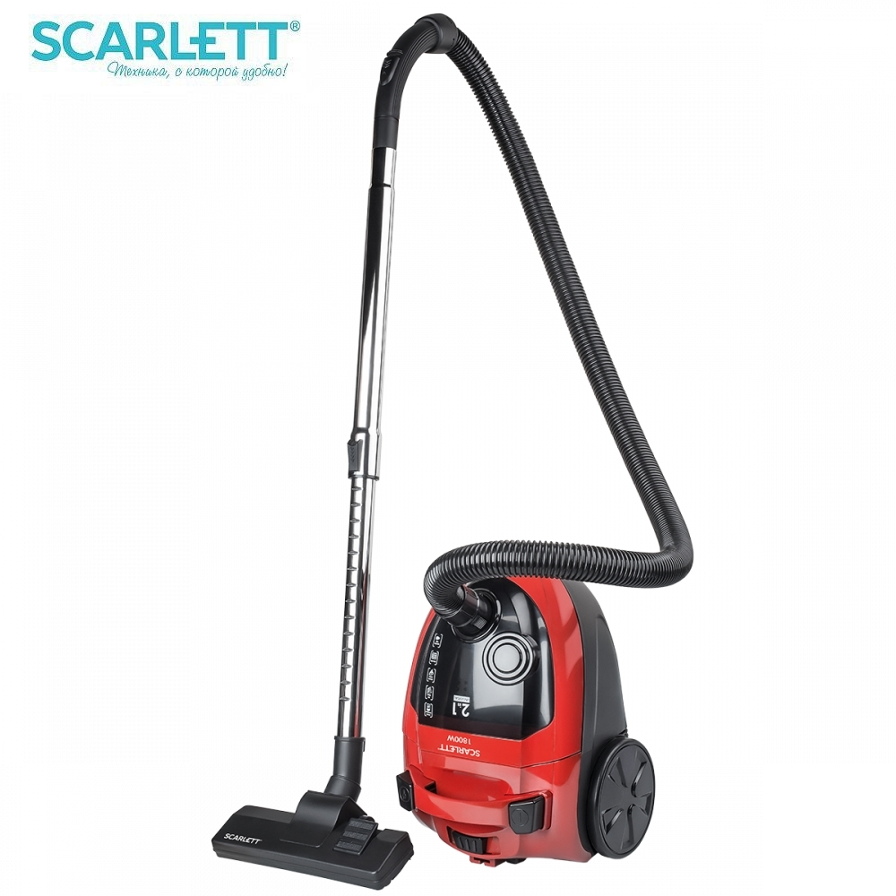 Vacuum Cleaner Scarlett SC-VC80C88 Vacuum cleaner for home Cyclone vacuum cleaners Shipping from Russia VC80C88 spare parts for vacuum cleaners vacuum filter hepa for replacement philips fc8764 fc8766 fc8761 fc8760 fc8767