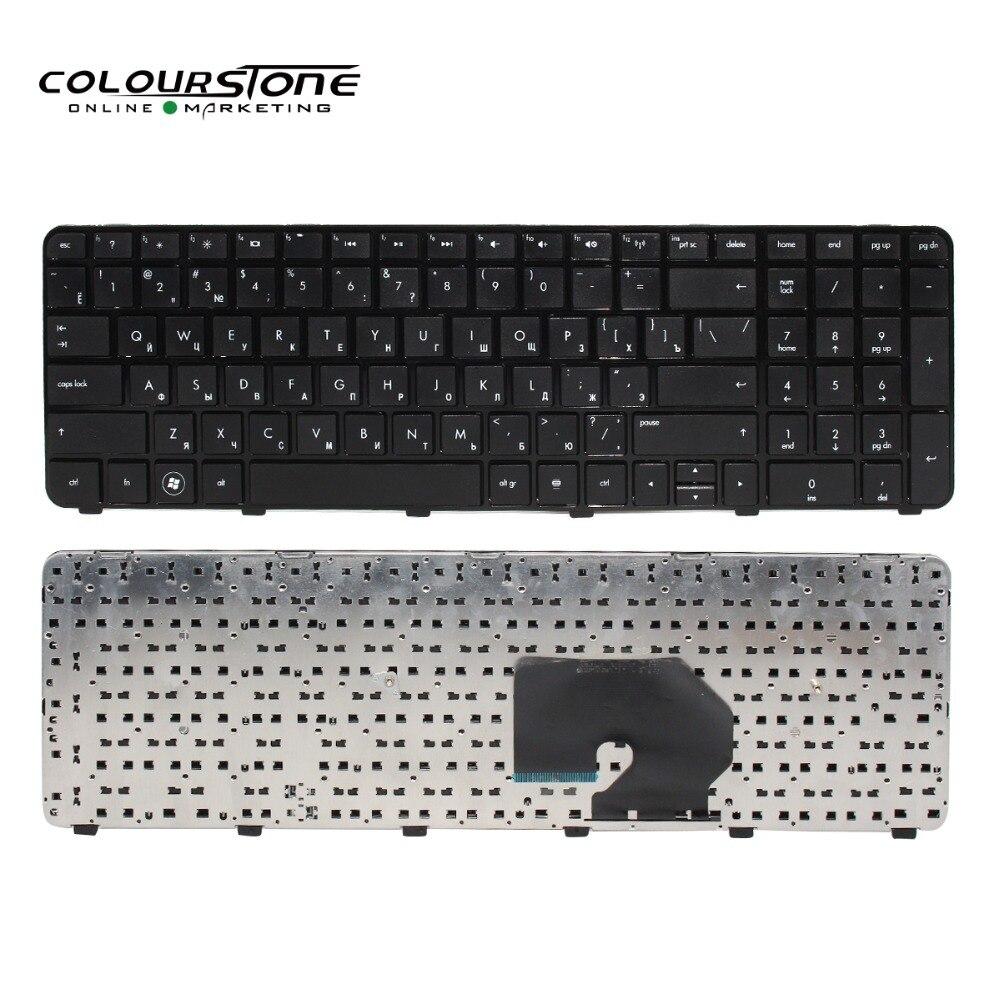Test Dv7 6000 Ru Laptop Keyboard Black With Frame Russian Notebook Keyboard Replacement Keyboards Aliexpress