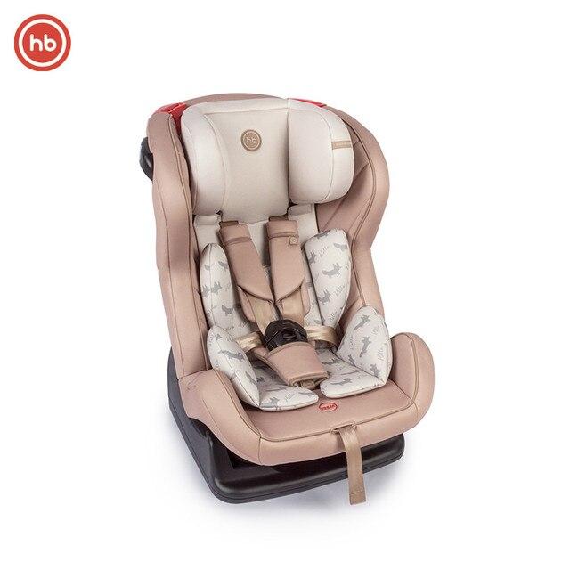 Детское автокресло Happy Baby PASSENGER V2, 0-7 лет, 0-25 кг, группа 0 +/1/2