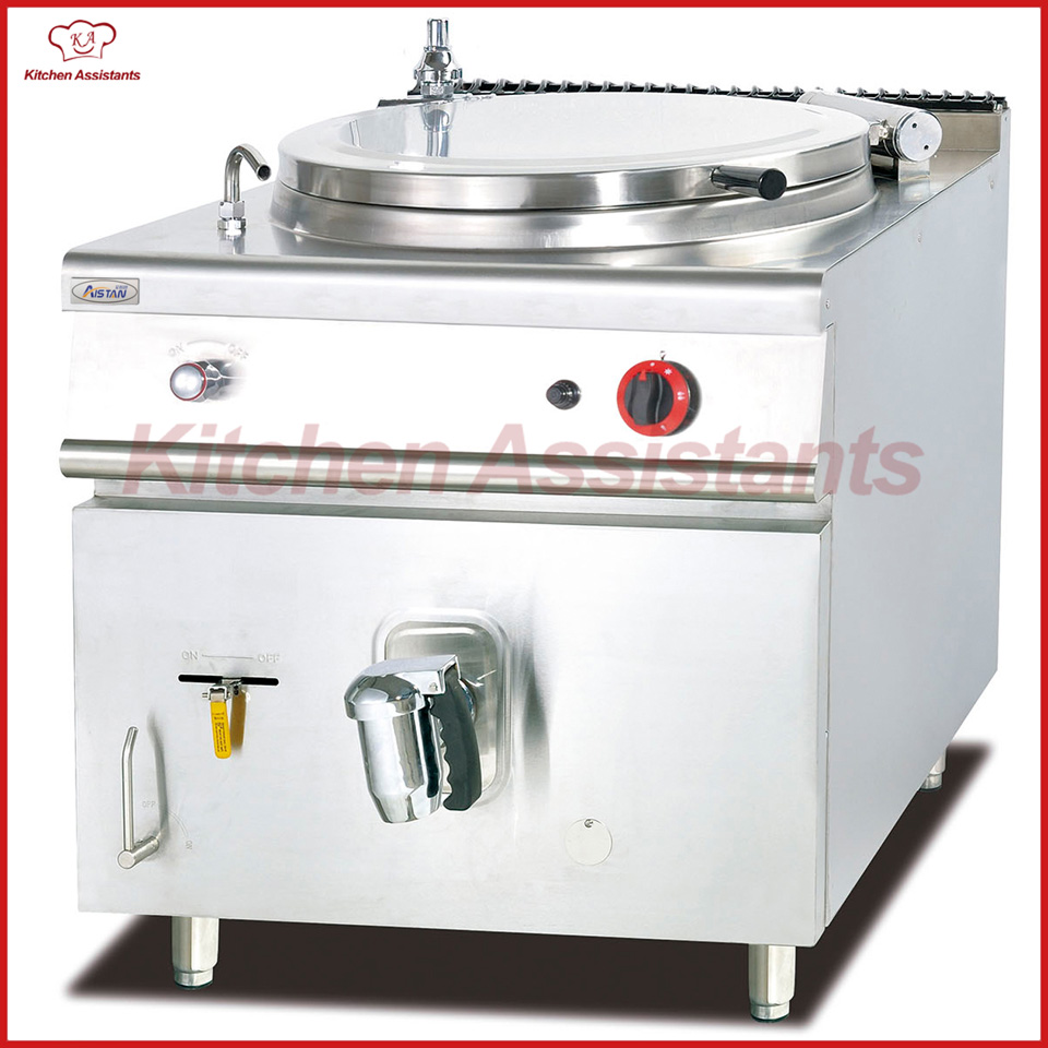 GH781 gas soup kettle machine for commercial use