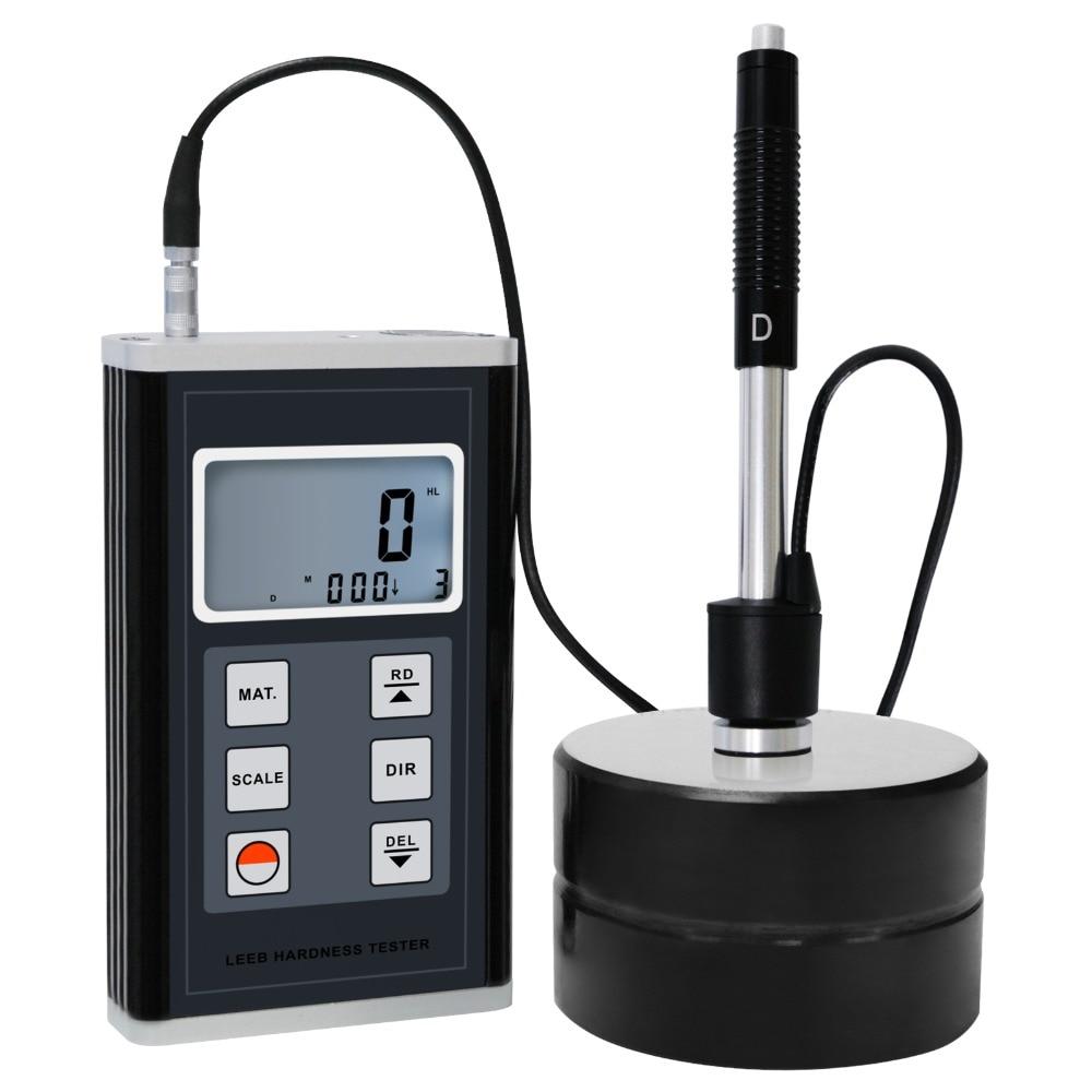 960 тесты er 170-твердомер Leeb HLD металлов дюрометр D Тип влияние измерения Калибр тесты комплект (HRB HRC HV HB HS HL)