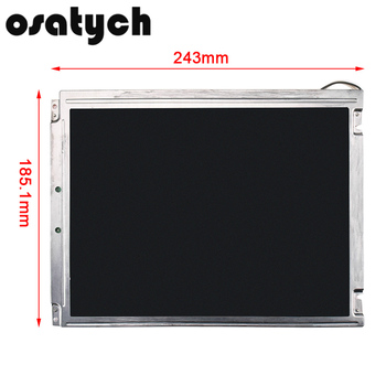For NEC NL6448BC33-54 10.4inch LCD Screen 350:1 640(RGB)*480 CCFT Display Panel Replacement