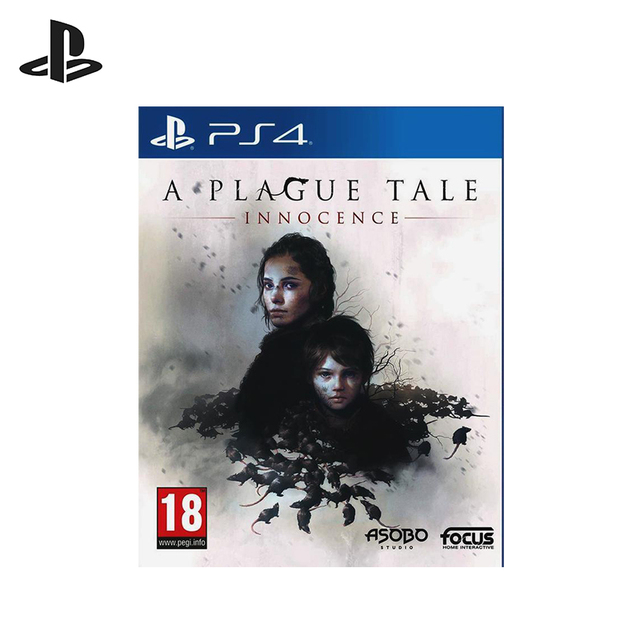 Play A Plague Tale: Innocence для PS4, Русские субтитры
