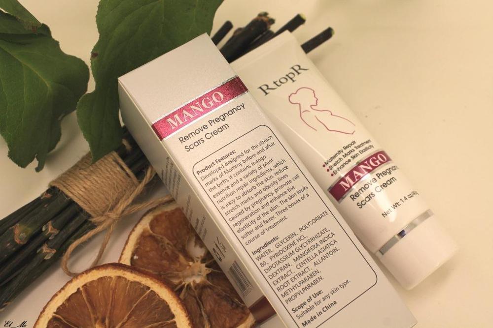 Mango Remove Pregnancy Scars Cream photo review