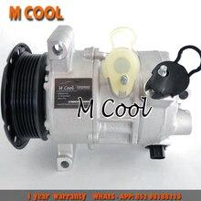 High Quality 5SE12C AC Compressor For DODGE CALIBER Jeep Compass PATRIOT 447190-5050 447190-5053 5058228AF 5058228AE 5058228AI
