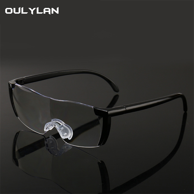Iboode 1.6 Times Magnifying Glass Reading Glasses Big Vision 250 Degree Presbyopic Glasses Magnifier Eyewear 3 Colors And To Have A Long Life. Men's Reading Glasses