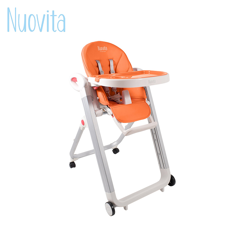 Стульчик для кормления Nuovita Futuro Bianco