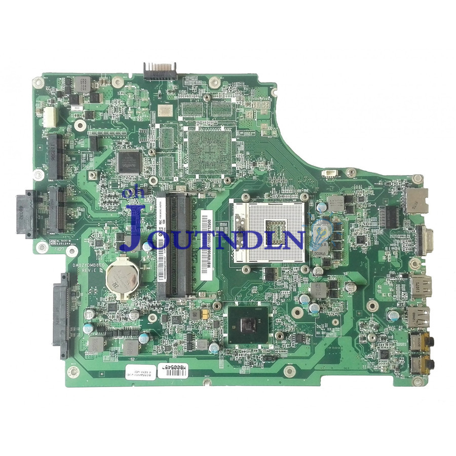 JOUTNDLN FOR ACER aspire 7740 Laptop Motherboard MB TVW06 001 MBTVW06001 DA0ZYDMB8E0 REV E DDR3 SLGZS