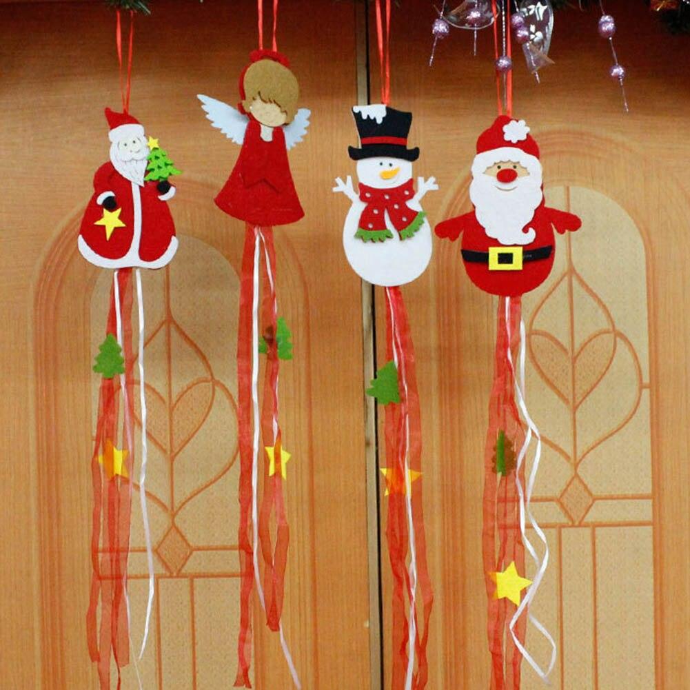 New Year Christmas decorations Pendant Santa Claus ...
