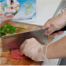 5pairs  High Quality Disposable PVC Gloves Cleaning Tools Kitchen Medicinal Food Butcher Laboratory Protective Working Medical