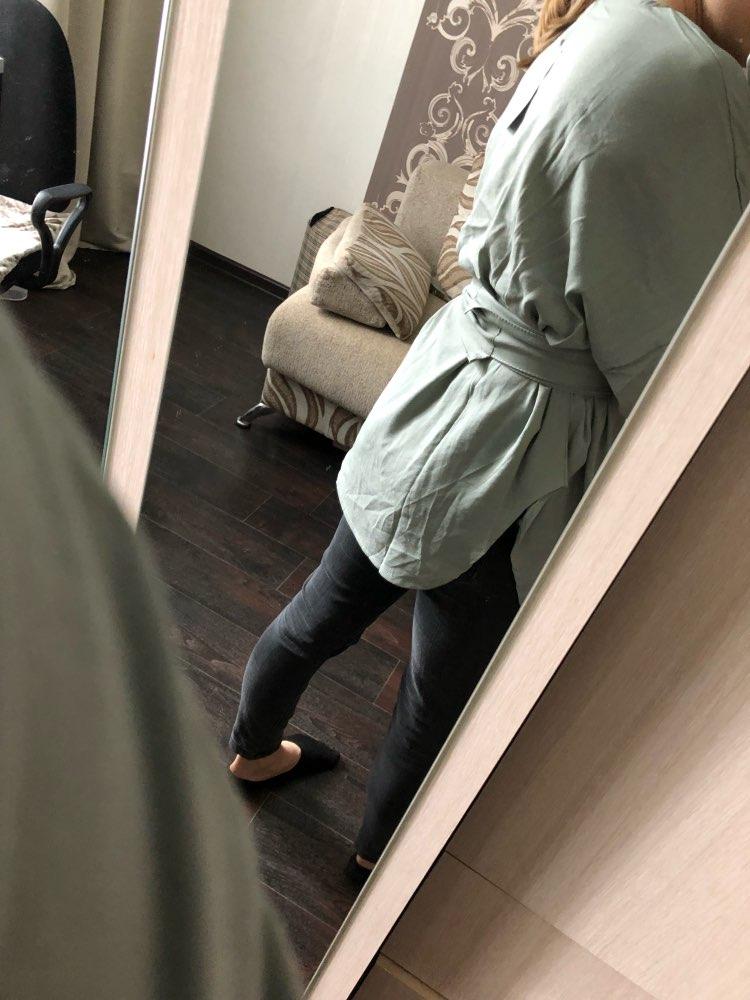 Autumn V Neck Lace Up Long Women Blouse Shirt Elegant Slim Waist Female Blusas Casual Women Bandage Tops photo review