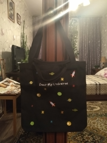 Supermarket shopping bags cotton canvas embroidery foldable reusable grocery shopping bags wholesale Life travel necessities photo review