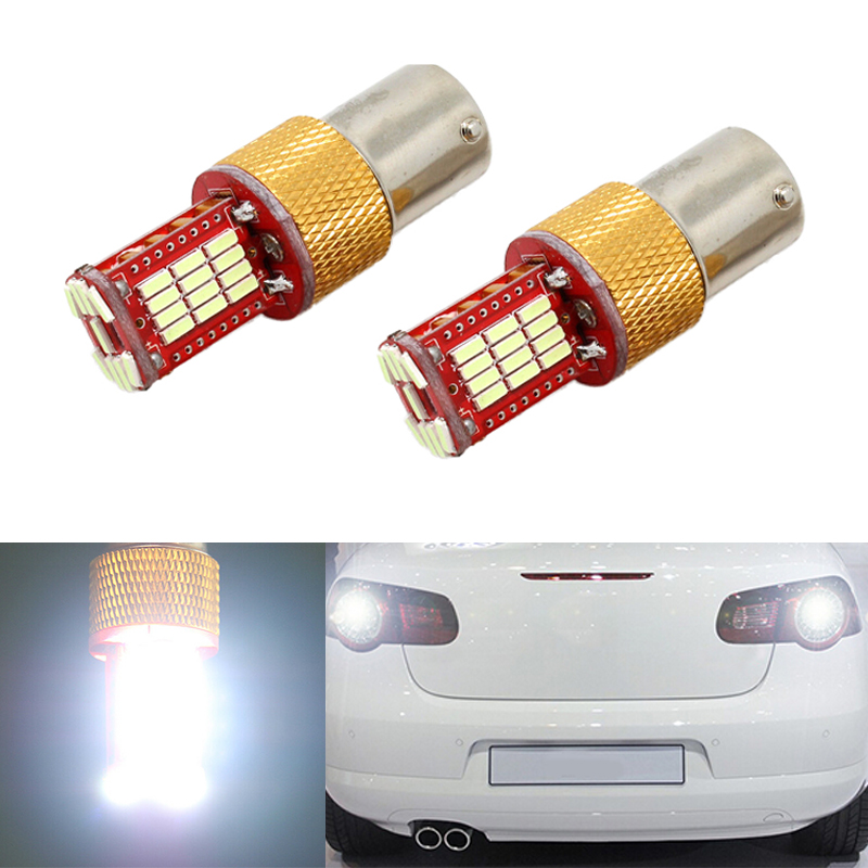 1156 <font><b>P21W</b></font> Canbus <font><b>No</b></font> <font><b>Error</b></font> <font><b>LED</b></font> Rear Reversing Tail Light Bulb For Volkswagen polo touran Passat B1 B2 B4 B3 B5 B6 T4 T5 image