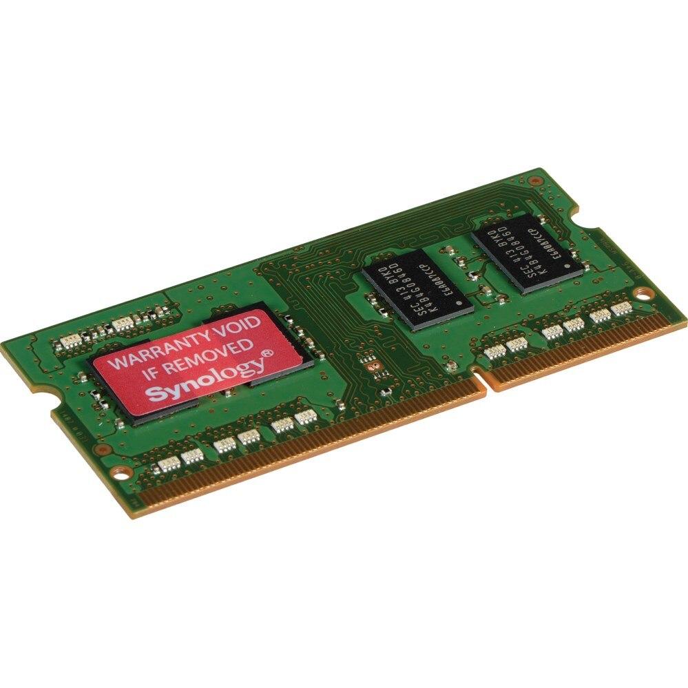 Synology 8 GB DDR4-2133, 8 GB, 1x8 GB, DDR4, 2133 MHz