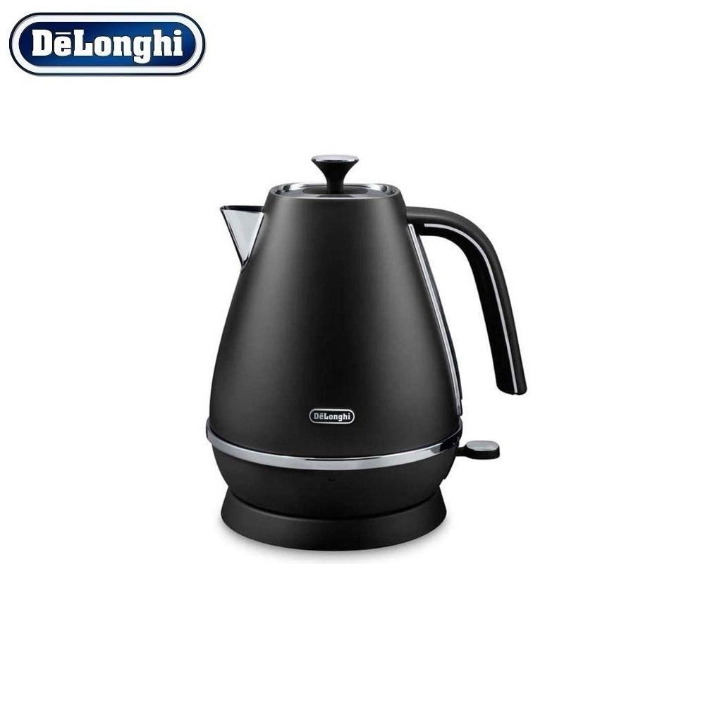 лучшая цена Electric Kettle DeLonghi KBI2001 Kettle Electric Electric kettles home kitchen appliances kettle make tea Thermo