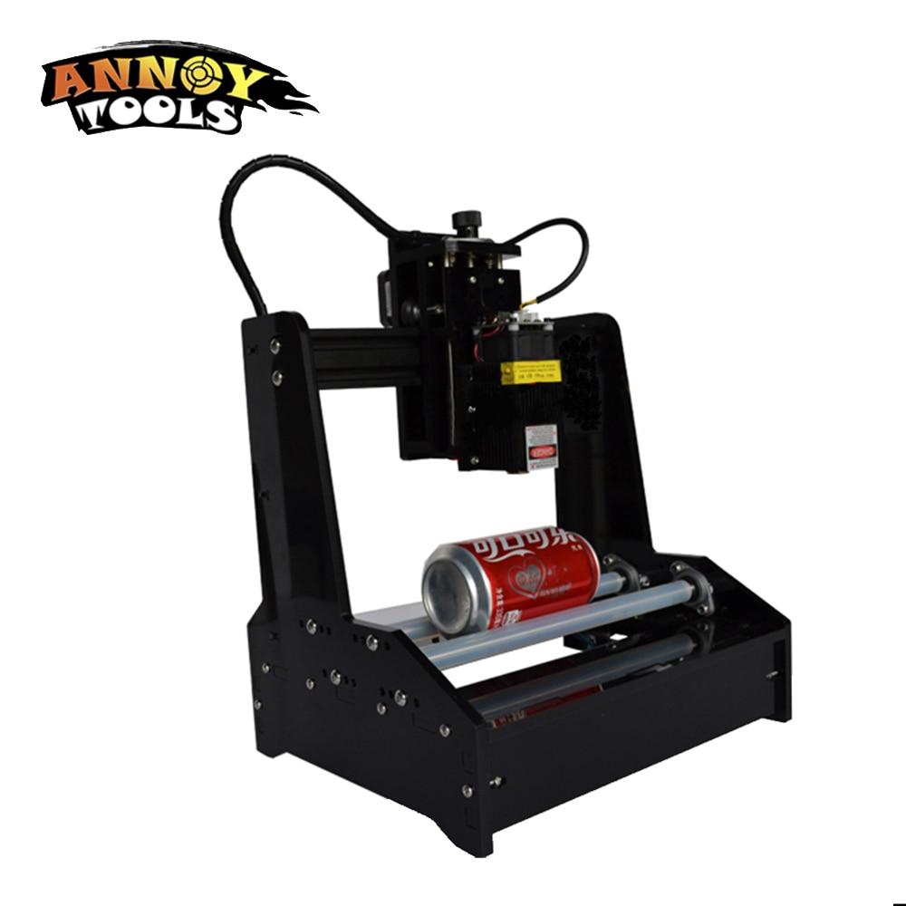 DIY laser engraving machine 1000mW cutting plotter mini engraving machine
