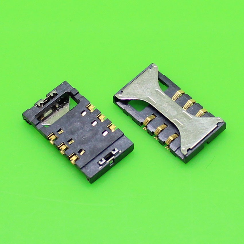 Sim Card Reader Module Slot Tray Holder Socket For Samsung Galaxy Ace S5830 Replacement Part
