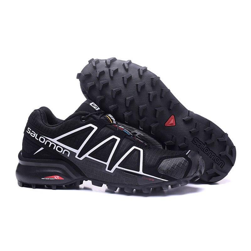 Salomon Speed Cross 4 CS Cross-country Running Shoes Hot Sneakers Mens Athletic Outdoor Shoes SPEEDCROSS 4 eur 40-46