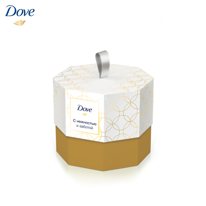 Gift set Dove with tenderness and care 50 ml + 100 g cream soap deodorant antipespirant Beauty laser freckle removal machine skin mole removal dark spot remover for face wart tag tattoo removal pen salon home beauty care