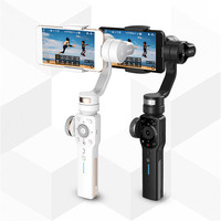 2018 New Arrival Zhiyun Smooth 4 Brushless 3 Axis Handheld Gimbal Stabilizer For IPhone Android Filmmakers