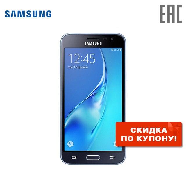 Смартфон Samsung Galaxy J3 2016 (SM-J320) Официальная российская гарантия