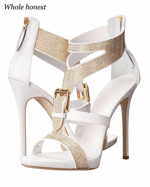 392a4f075 2018 Hot Venda Nova Pu Senhoras Sapatos Melissa Sapato Feminino Dedo Aberto  de Volta Zipper Encerramento